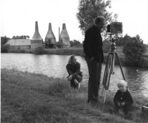 Bechers vor Kalköfen 1969 w
